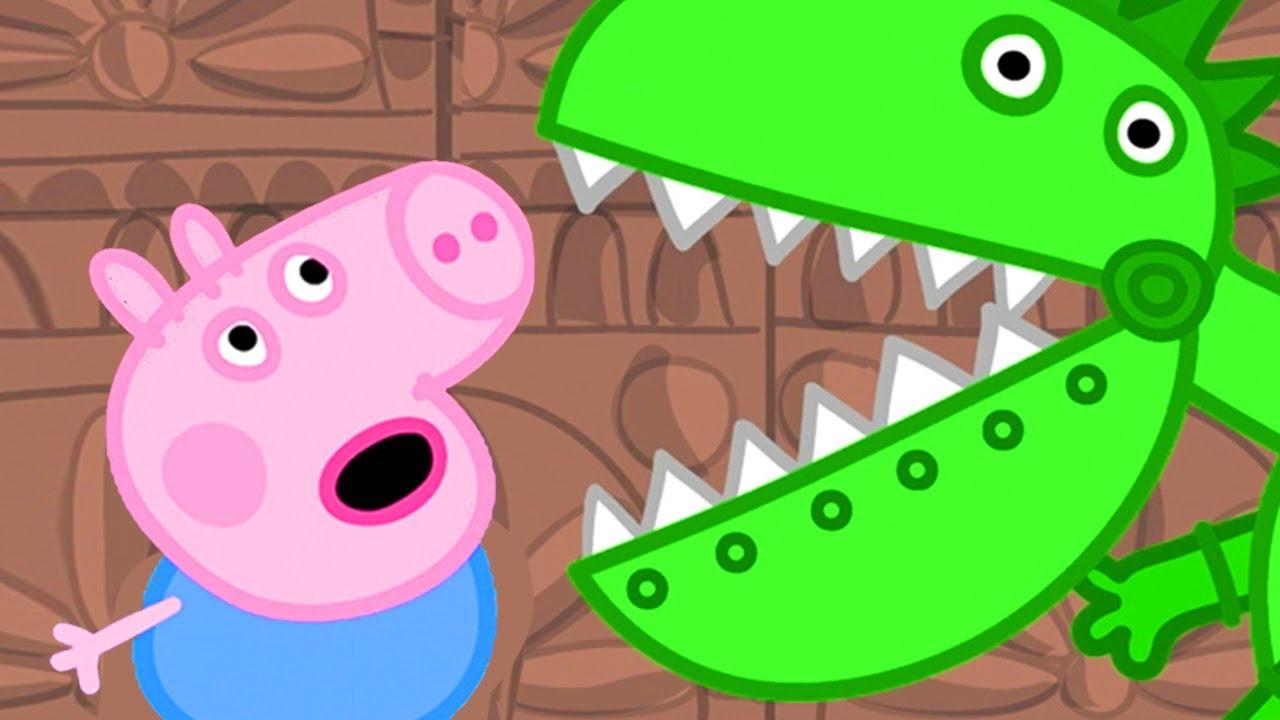 Download Georges Geburtstag   Cartoons für Kinder   Peppa Wutz Neue Folgen