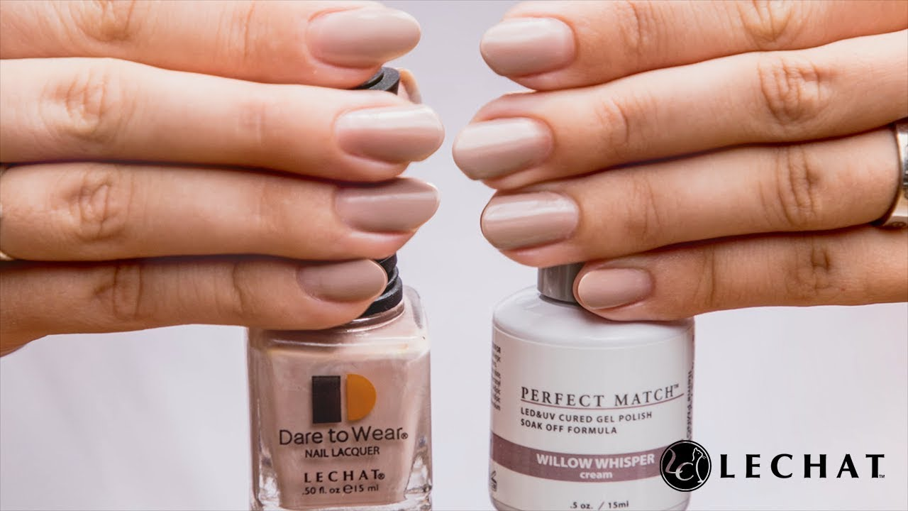 LeChat Nails - YouTube