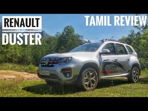 Renault Duster 1.3L T-GDi - The True SUV.? - Tamil Review - MotoWagon