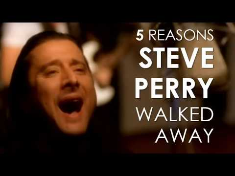 Five Reasons Steve Perry Walked Away From Journey