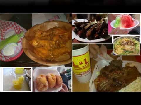 Best food / places to eat in Waikiki Honolulu Oahu Hawaii