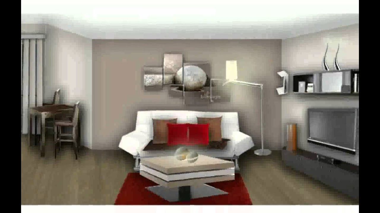 Decoration maison moderne youtube - Simulateur de deco interieur ...