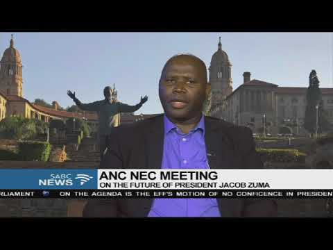 Unpacking ANC NEC meeting on the future of President Zuma