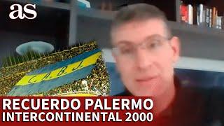 COPA INTERCONTINENTAL 2000 | REAL MADRID - BOCA JUNIORS | El recuerdo de MARTÍN PALERMO | Diario AS