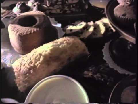 Bonna Margarine  Bites Young & Rubicam Sao Paulo Brazil 1993