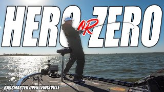 This Is The ONE - Road to the Bassmaster Elites Ep. 27 Lake Lewisville Tournament