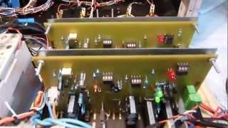 DIY vacuum tube amp EL34   ECC83   12AX7