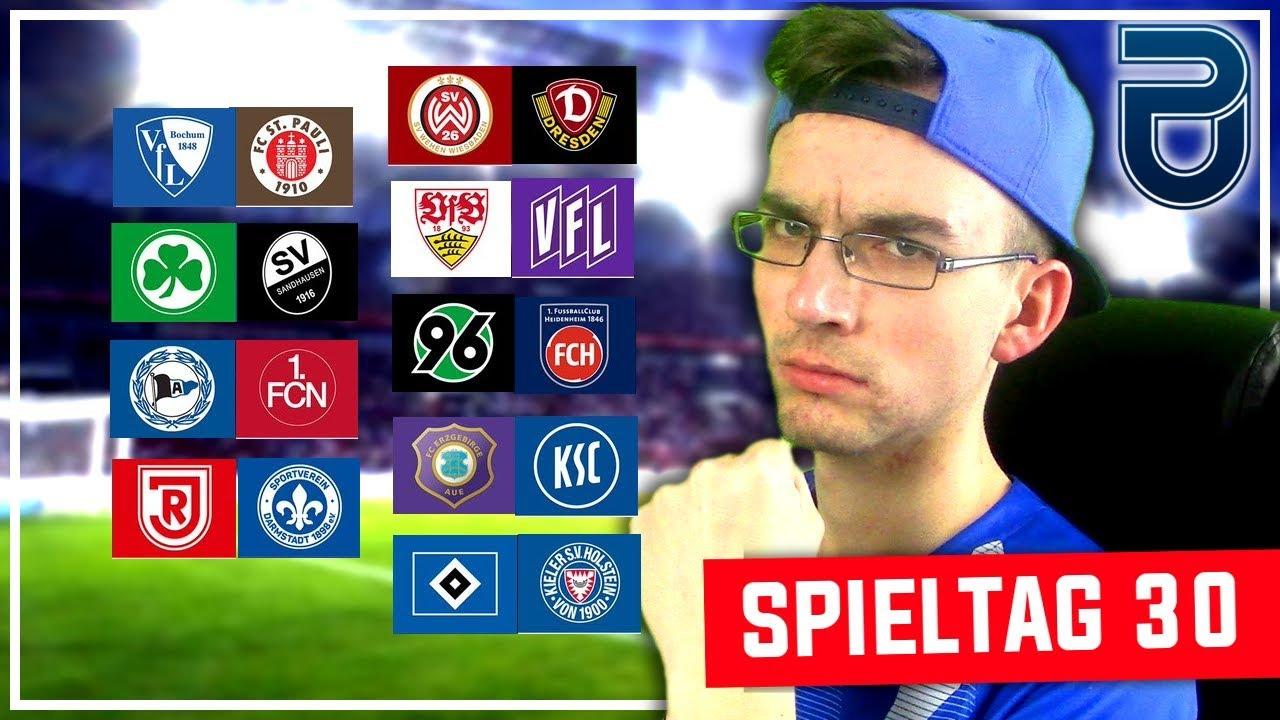 30 Spieltag Bundesliga