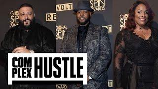 DJ Khaled, Clark Kent & More Sound Off At the Global Spin Awards 2017 Video