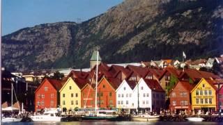 ☆ Arve Tellefsen (Pan) - Bergensiana - The City Of Bergen ☆