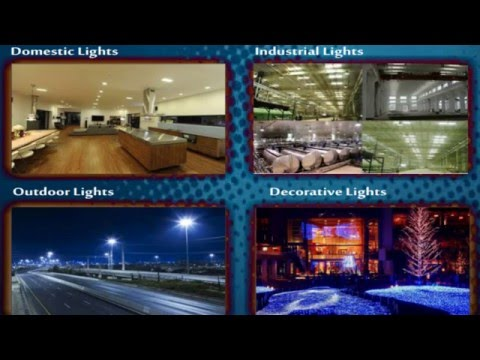 Vinilights - One of the finest Led lights Manufacturers in India