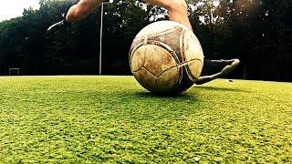 Jak strzelać jak Ronaldo | Shoot Like CR7 | Tutorial by rzutwolny