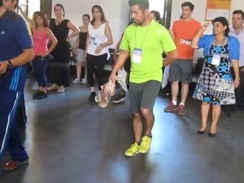 1a parte: Inicio, pulsos y pasos para El Cachimbo  MVI 0534