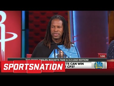 LZ Granderson: Rockets can beat Warriors in Game 6 even without Chris Paul | SportsNation | ESPN