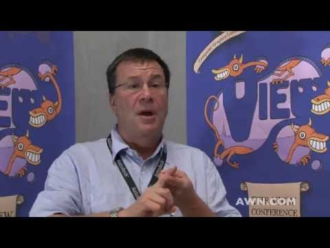 Glenn Entis VIEW Conference 2013 Interview Part 2