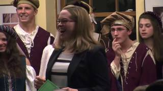 ABRHS Madrigal Singers 12/13/12