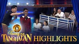 Tawag ng Tanghalan: Vhong introduces TNT Hurados to Richard Estanes