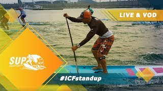 2019 ICF Stand Up Paddling (SUP) World Championships Qingdao China / Sprint Heats, Semis