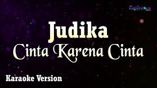 Gambar cover Karaoke Judika - Cinta Karena Cinta (Tanpa Vocal)