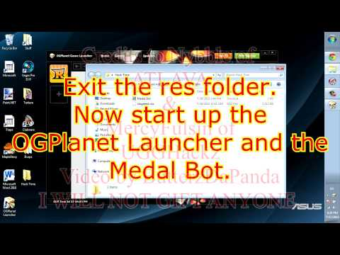 Rumble Fighter Carat And Medal Hack Tutorial 2012 (64-bit) *PATCHED* READ DESCRIPTION