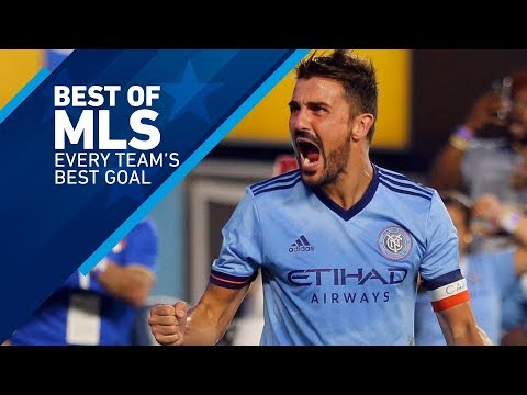 The BEST goal from every MLS team in 2017