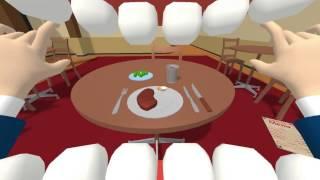 Симулятор рта (Table for One) полное прохождение
