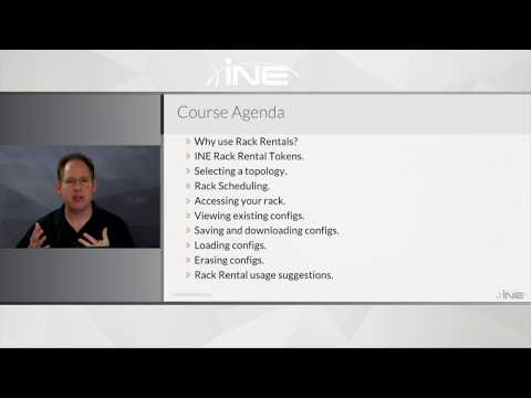 How To Use INE's Rack Rental System: Introduction