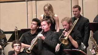 Central Park North—Central Washington University Jazz Band 1