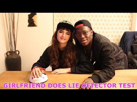 Girlfriend Does Lie Detector Test