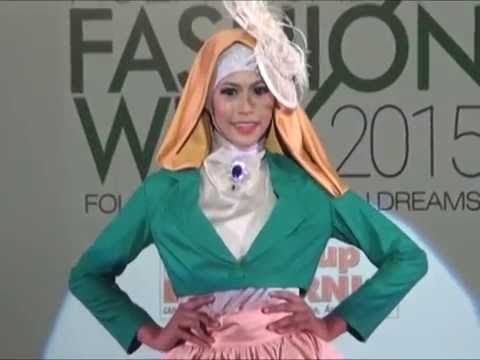 Aceh Hijab Fashion Week 2015