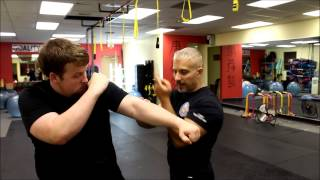 Weapons of Wing Chun  - JUM SAU / SINKING ELBOW