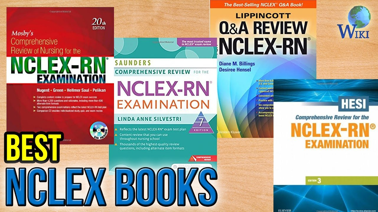 10 Best NCLEX Books 2017 - YouTube