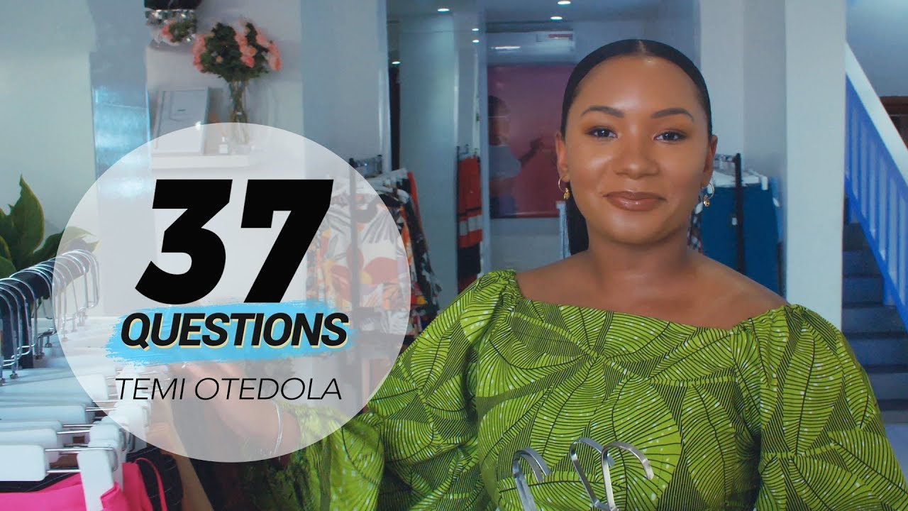 Download 37 Questions with Fashion Blogger Temi Otedola