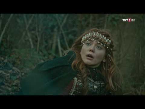 Diriliş Ertuğrul 72 Bölüm, Bamsı'nın Helena'yı Ilk Görüşü