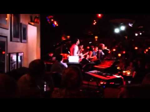 Jason Rebello at Ronnie's. Compared to what