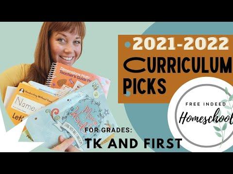 2021 2022 curriculum