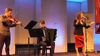 Upić się warto - Stare Polskie Tango - Magdalena Lechowska i Tanguedia