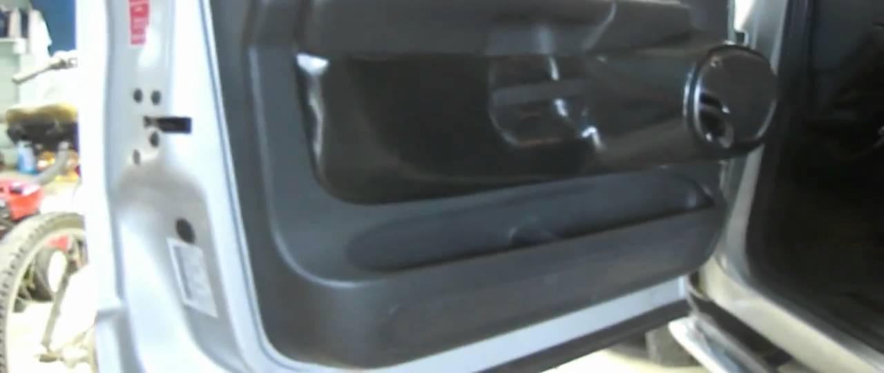 Dodge Ram Fiberglass Door Pods Video 8 - Front Doors Done! & Dodge Ram Fiberglass Door Pods Video 8 - Front Doors Done! - YouTube