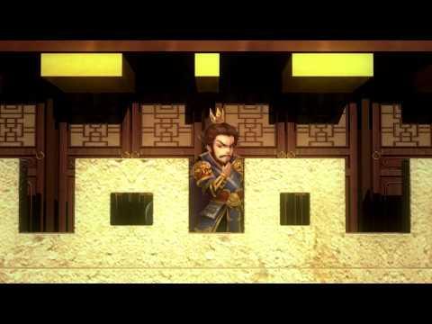 Dynasty War Mobile Strategy Game Teaser Trailer