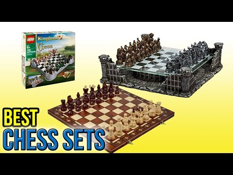 10 Best Chess Sets 2016