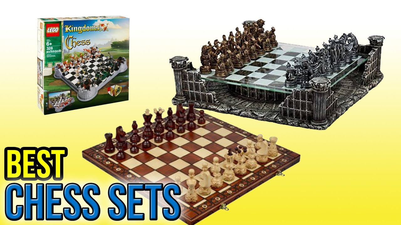 10 Best Chess Sets 2016 Youtube