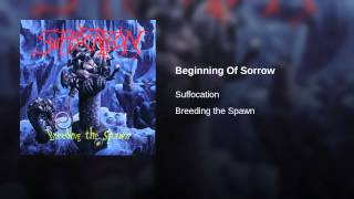 Beginning Of Sorrow