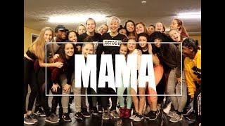 JONAS BLUE FT. WILLIAM SINGE - Mama | @theINstituteOfDancers | Bo Park Choreography
