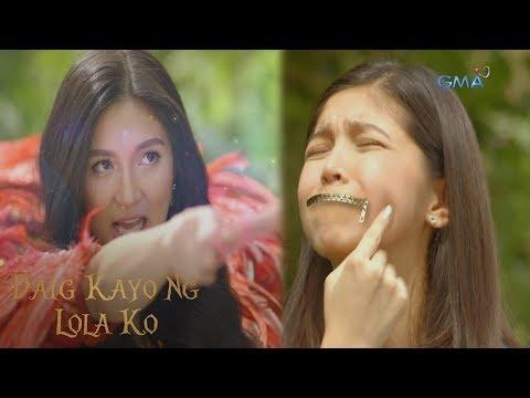 Daig Kayo Ng Lola Ko: Parusa sa tsismosang dila