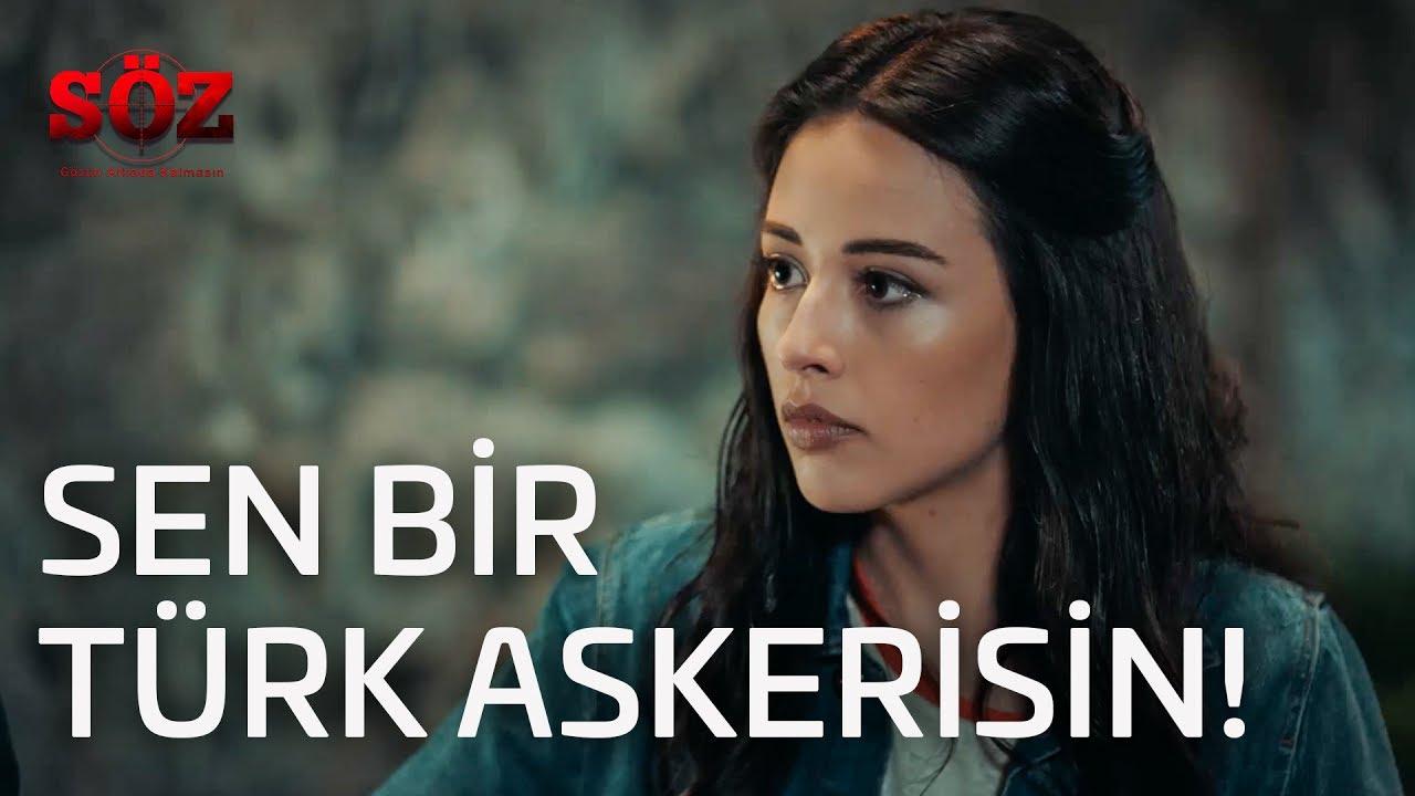 Söz Dizisi | 8.Bölüm - Sen Bir Türk Askerisin!
