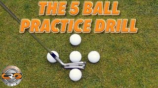 THE 5 BALL PRACTICE DRILL