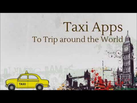 Taxi Apps to Trip around the world | Farnham Taxis
