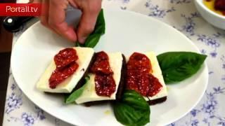 Простая и изысканная закуска родом из итальянской деревушки