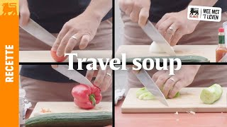 Travel soup