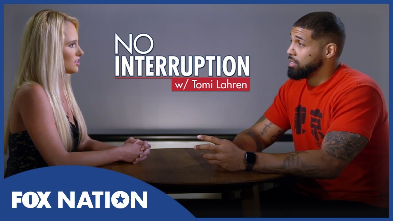 Arian Foster talks Trump opposition with Tomi Lahren